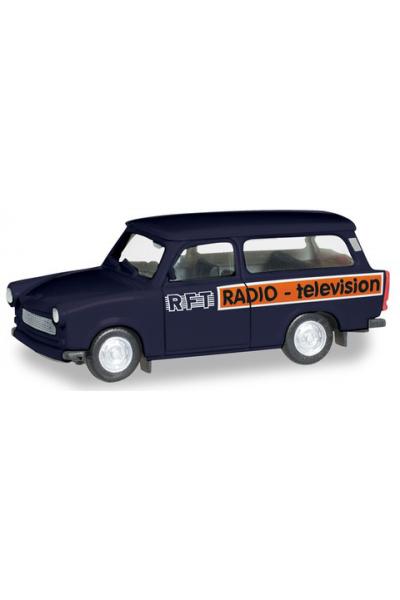 Herpa 095167 Автомобиль Trabant 601 Univ 1/87