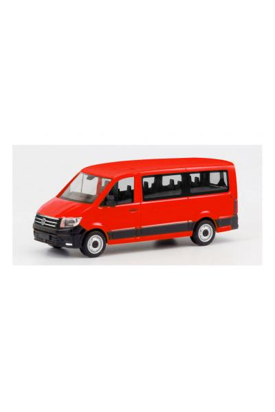 Herpa 095846 Автомобиль VW Crafter Bus 1/87