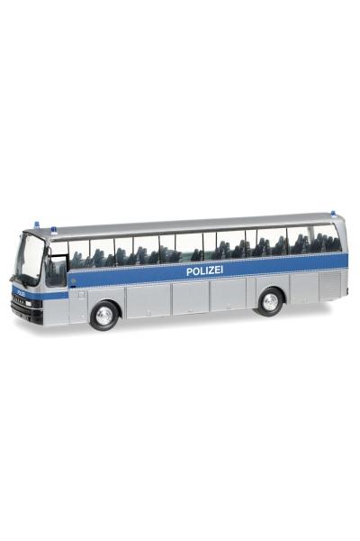 Herpa 306225 Автомобиль Setra S215 Bus Polizei NRW 1/87