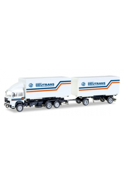 Herpa 307161 Автомобиль Iveco Deutrans Epoche IV 1/87