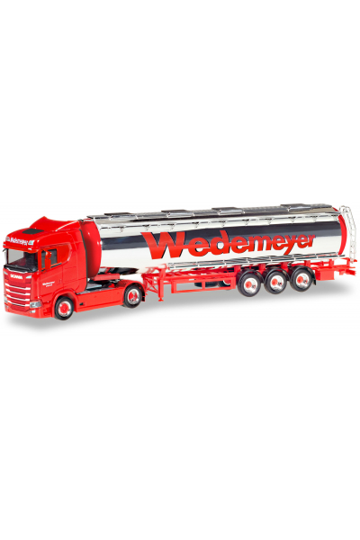 Herpa 310079 Автомобиль Scania CS 20 Wedemeyer 1/87