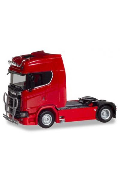 Herpa 310116-002 Автомобиль Scania CS HD 1/87