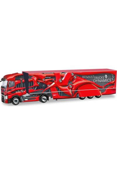 Herpa 310796-002 Автомобиль Renault Deutschland Promotion Truck 1/87
