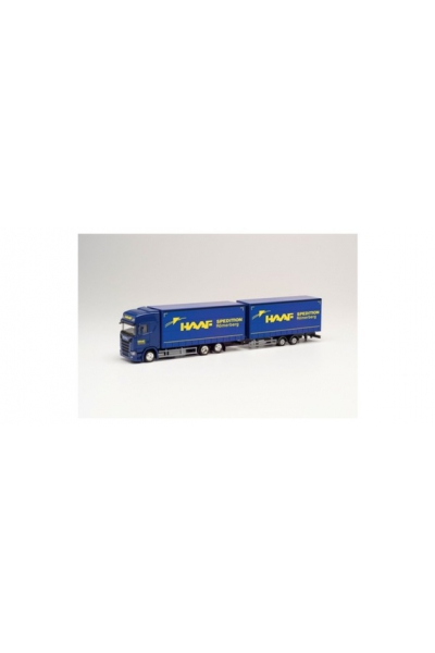 Herpa 312028 Автомобиль Scania CS20 HD 1/87