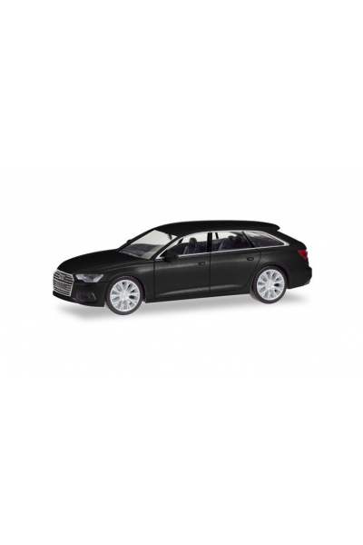 Herpa 420303-002 Автомобиль Audi A6 Avant 1/87