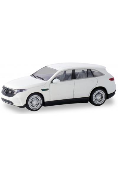Herpa 420426 Автомобиль Mercedes-Benz EQC AMG 1/87
