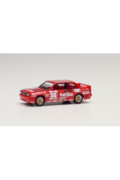 Herpa 420525 Автомобиль BMW M3 Rennsp 1/87
