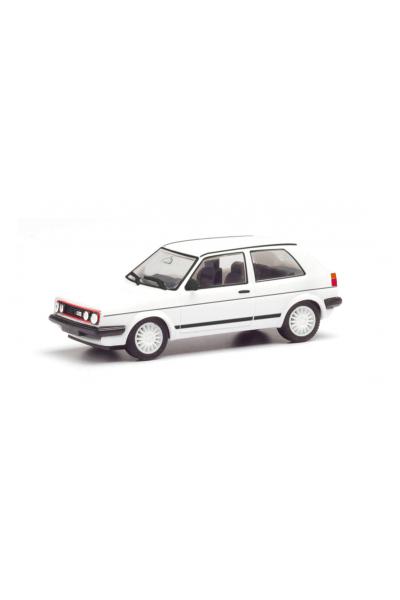 Herpa 420846 Автомобиль VW Golf II GTI 1/87