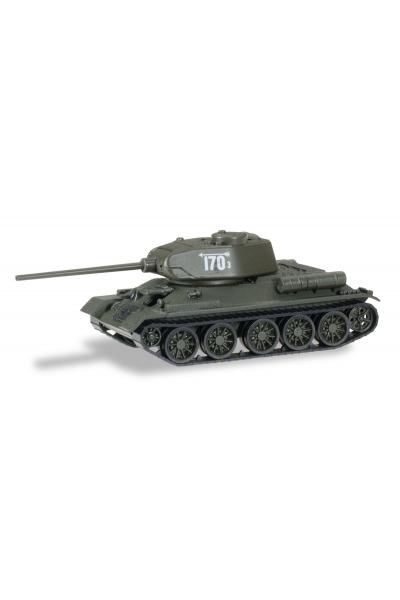 Herpa 745727 Танк T34/85 1/87