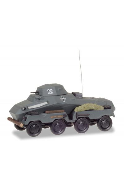 Herpa 745918 Бронетранспортёр Sd.Kfz 231 Wehrmacht Nr.12 1/87