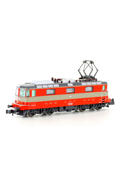 Hobbytrain 3022 Электровоз Re 4/4 II SBB SWISS EXPRESS Epoche III-IV 1/160