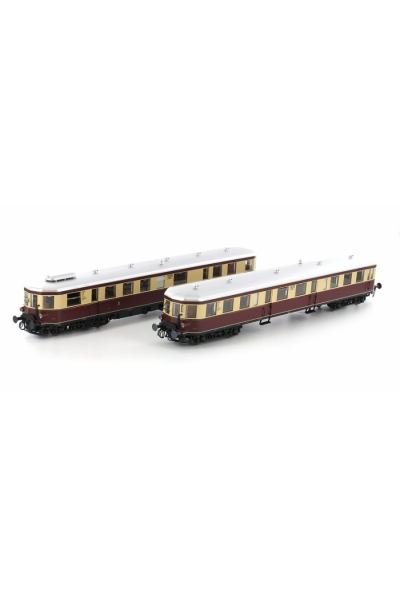 Hobbytrain 303600 Дизельпоезд VT 137/VS145 DRG Epoche II 1/87