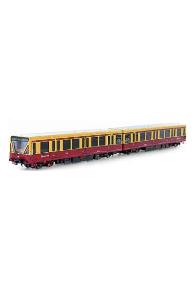 Hobbytrain 305100 Электропоезд 2 вагона BR 480 S-Bahn Berlin DB AG Epосне V 1/87