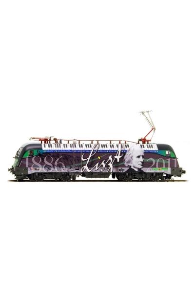 Jagerndorfer 28030 Электровоз 1047-503-6 Taurus Franz Liszt GySEV Epoche VI 1/87