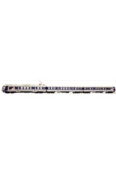 Jagerndorfer 34030 Электропоезд 4020.233 HIGH END (без мотора дополнение к JC40300) OBB Epoche VI 1/87