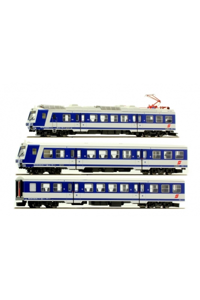 Jagerndorfer 40500 Электропоезд 4020.259 HIGH END OBB Epoche VI 1/87