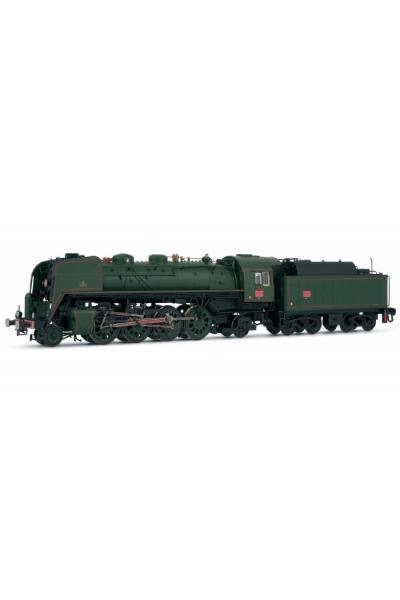 Jouef 2073 Паровоз 141 R 1187 SNCF Epoche III 1/87