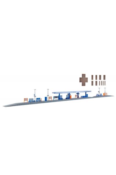 Kibri 39556 Платформа Sulzberg 1015x38x60мм 1/87