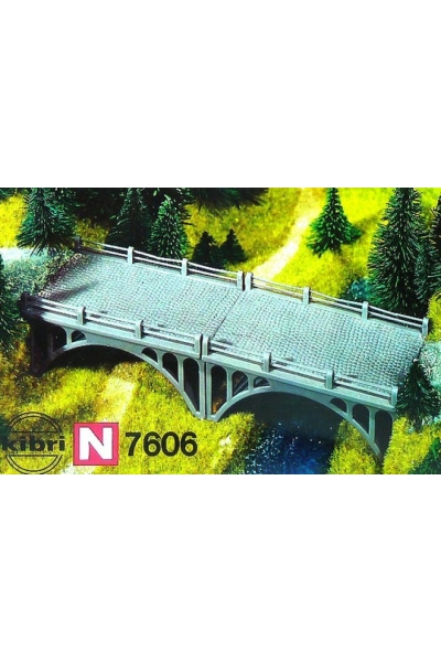 Kibri 7606 Мост автомобильный 1/160
