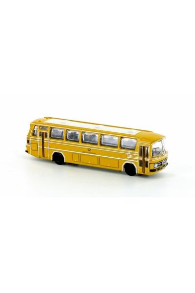 Minis 4411 Автобус MB O302 Deutsche Bundespost 1/160