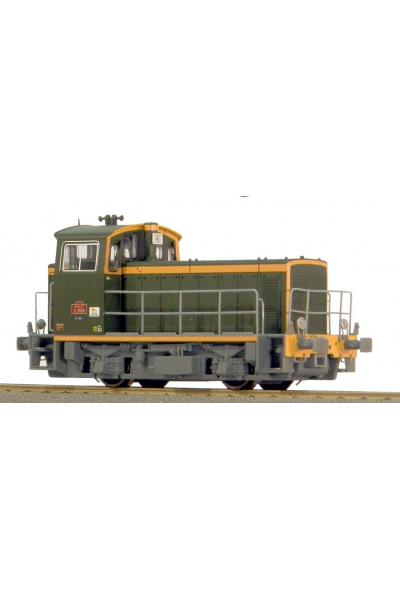 LSM 10010 Тепловоз Y 7418 SNCF Epoche V-VI 1/87
