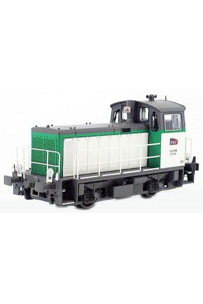 LSM 10013 Тепловоз Y 37146 SNCF Epoche V-VI 1/87