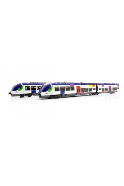 LSM 10065 Дизельпоезд B 82535 AGC SNCF Epoche V-VI 1/87