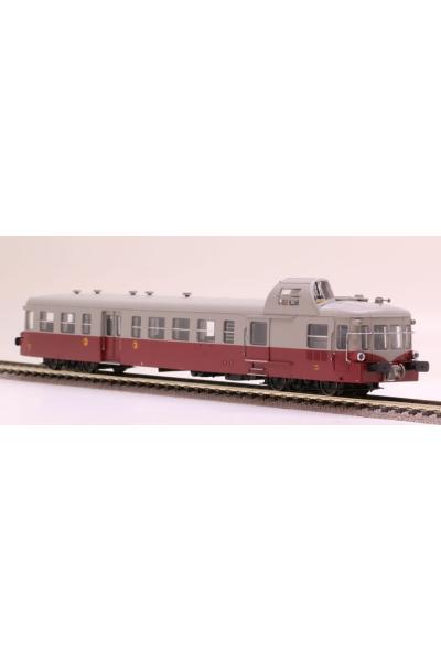 LSM 10136S Дизельпоезд X 93953 SNCF Epoche III 1/87