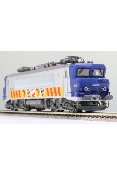 LSM 10436 Электровоз BB 22200 SNCF Epoche VI 1/87