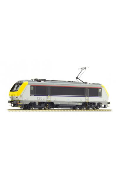 LSM 12017 Электровоз 1306 B-Logistics SNCB Epoche VI 1/87