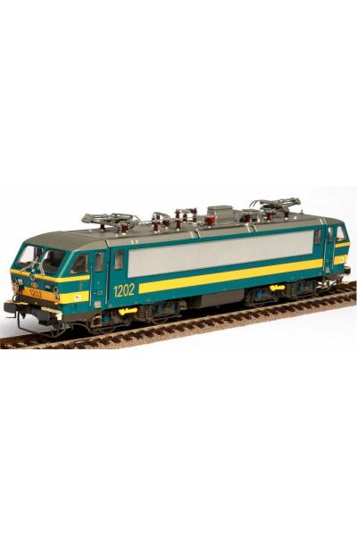 LSM 12092 Электровоз 1202-91 88 012 002 0-8 SNCB Epoche VI 1/87