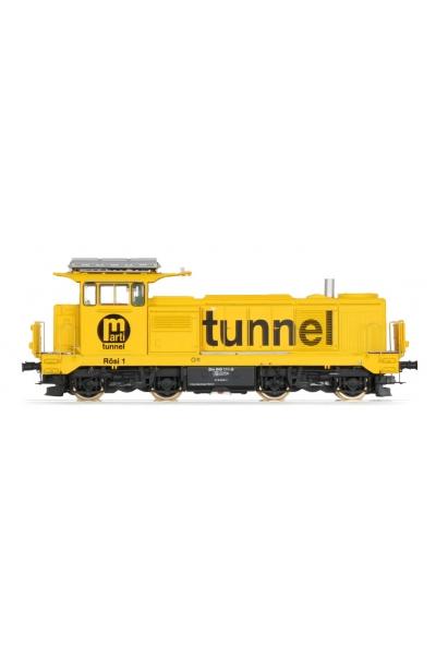 LSM 17067 Тепловоз Bm 4/4 tunnel SBB Epoche V 1/87
