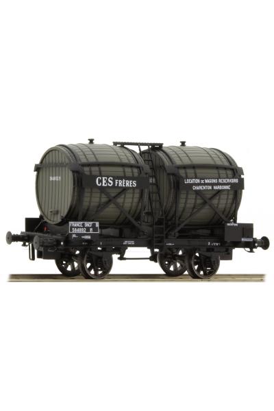LSM 30552 Вагон грузовой OCEM 19 NORD Epoche II 1/87