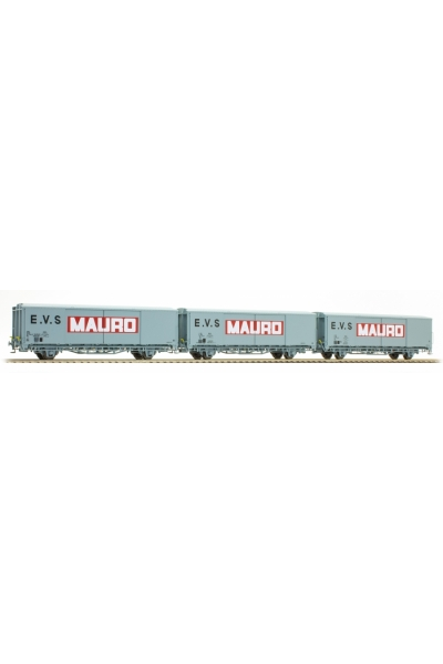 LSM 30665 Набор вагонов EVS MAURO SNCF Epoche IV-V 1/87