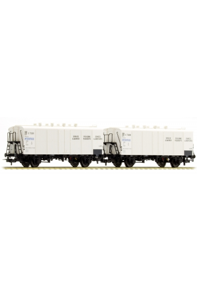 LSM 37151 Набор вагонов Icefs INTERFRIGO SBB Epoche III 1/87