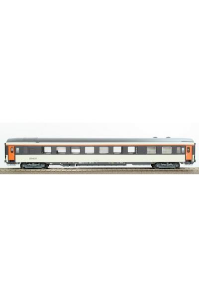 LSM 40348 Вагон ресторан Typ Vru Corail/SNCF Epoche IV-V 1/87