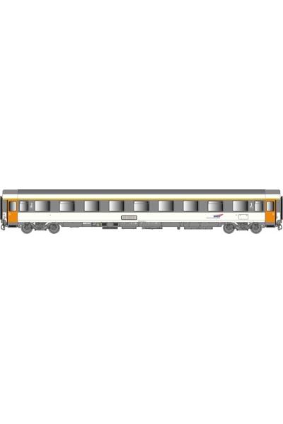 LS Models 40357 Вагон пассажирский A9u Corail SNCF Epoche IV 1/87