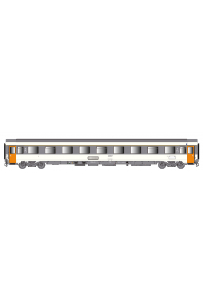 LSM 40366 Вагон пассажирский A9u SNCF Epoche IV 1/87