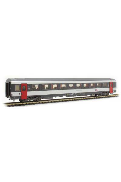 LSM 40603 Вагон пассажирский VTU Corail+ A10tu SNCF Epoche V 1/87