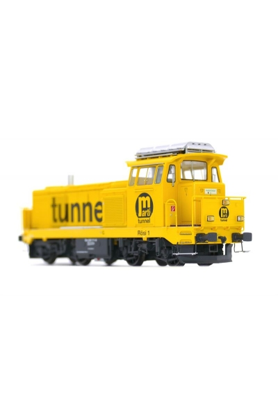 LSM 17067 Тепловоз Bm 4/4 tunnel SBB Epoche V 1/87