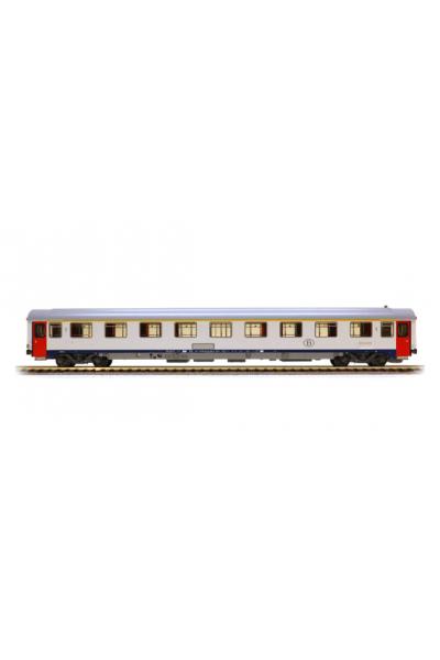 LSM 42330 Вагон пассажирский I6 Am9 SNCB Epoche VI 1/87