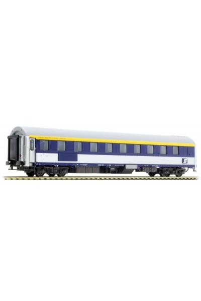 LSM 47033 Вагон пассажирский WLAB-30 inox OBB Epoche V 1/87