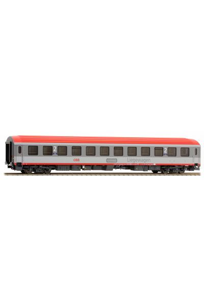LSM 47056 Вагон пассажирский Bcmz 59-90 OBB Epoche V 1/87