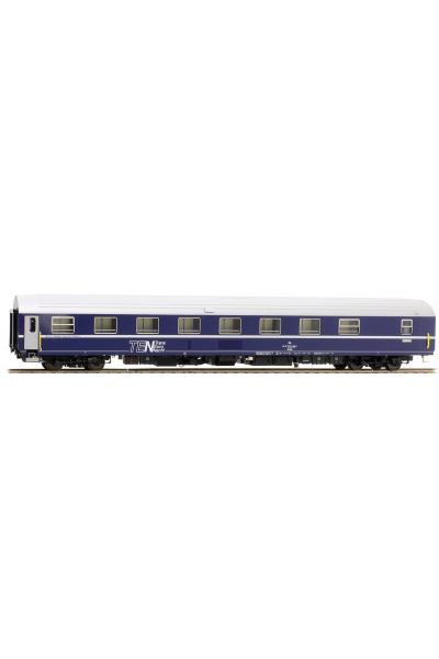 LSM 47074 Вагон пассажирский WLABm OBB Epoche IV 1/87