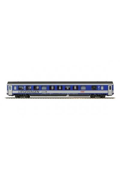 LSM 47153 Вагон пассажирский Bcmz 59-91.2 OBB Epoche VI 1/87