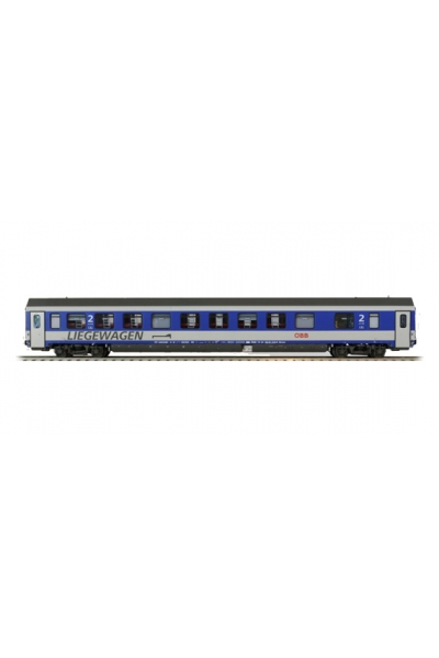 LSM 47154 Вагон пассажирский Bcmz 59-91.2 OBB Epoche VI 1/87