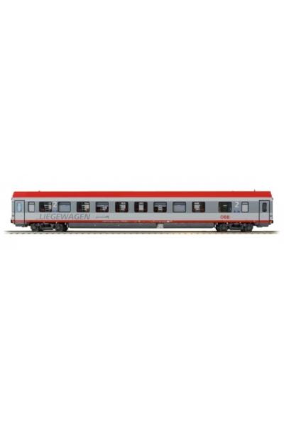 LSM 47159 Вагон пассажирский Bcmz 59-91.2 OBB Epoche V 1/87