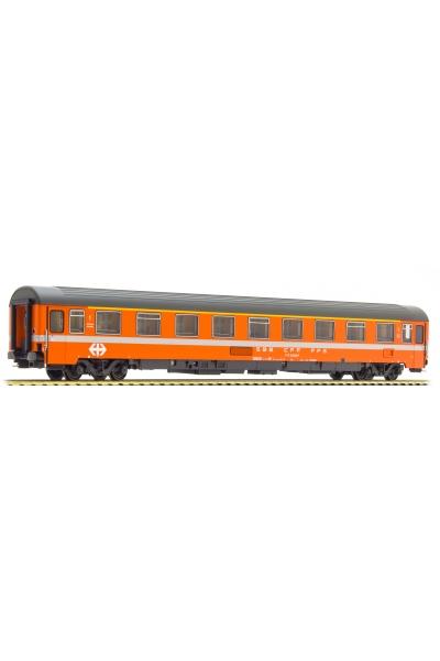 LSM 47306 Вагон пассажирский Eurofima A9 SBB Epoche.IV 1/87