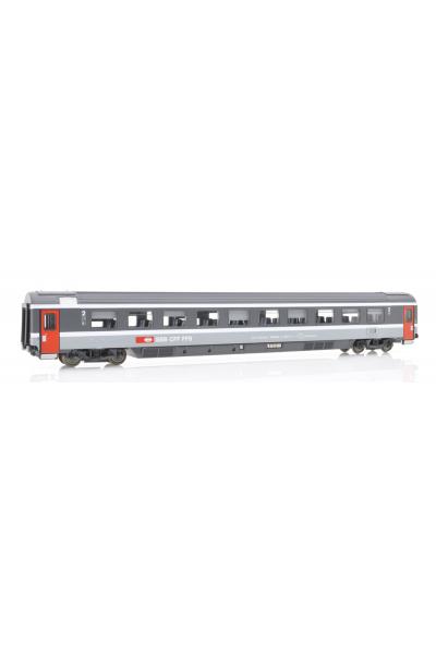 LSM 47351 Вагон пассажирский Bpm SBB Epoche V 1/87