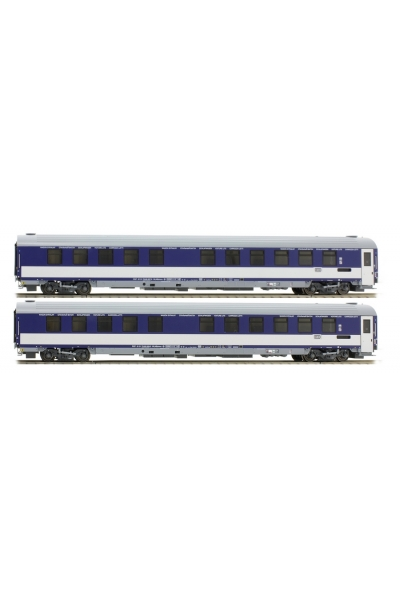 LS Models  48003  Набор пассажирских вагонов Ян Кипура PKP